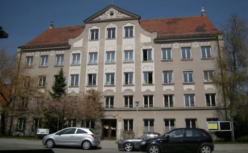 Stadtteilbücherei Haunstetten