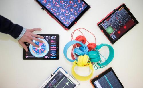 Workshop app2music Link Jam