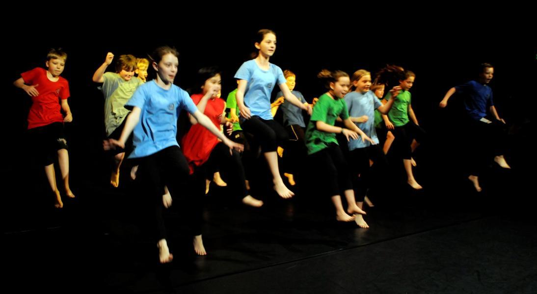 Realschule Meitingen -Bühne Abraxas