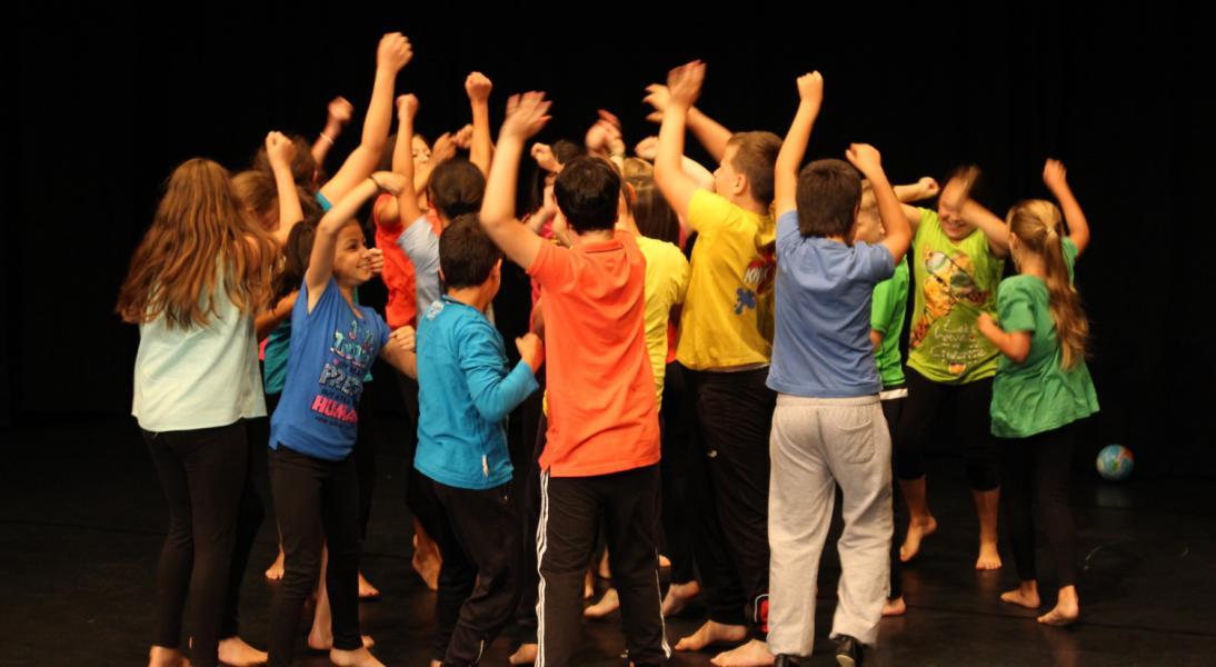 Kids on Stage - Friedrich-Ebert GS