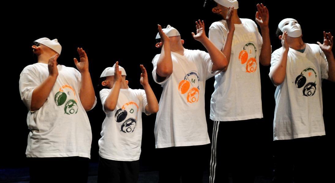 Chance Tanz - Kultur macht STARK- Bündnisse für Bildung