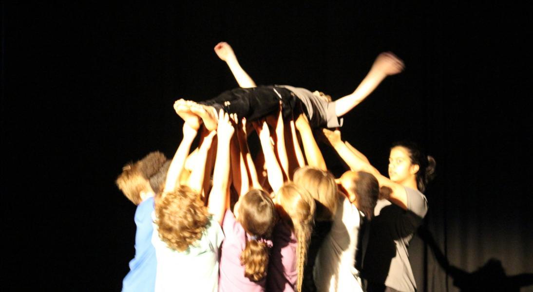 Kids on Stage - St. Anna GS