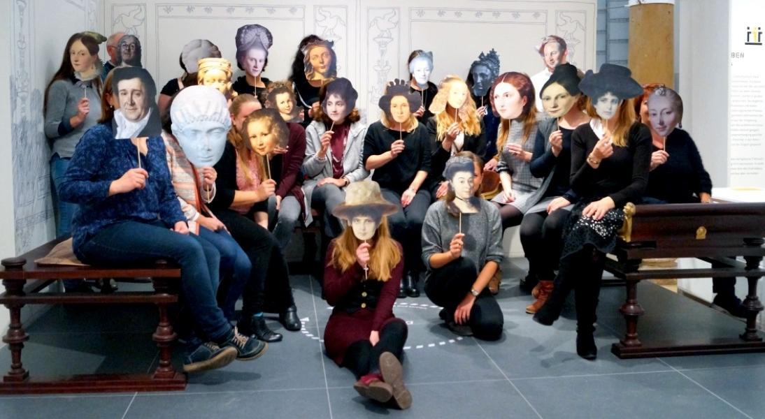 Kunst- und Kulturvermittler der Kunstsammlungen