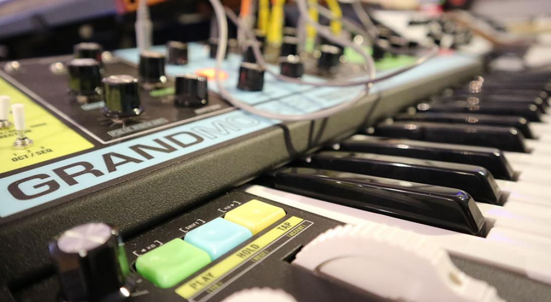 Synthesizer bei drumnote