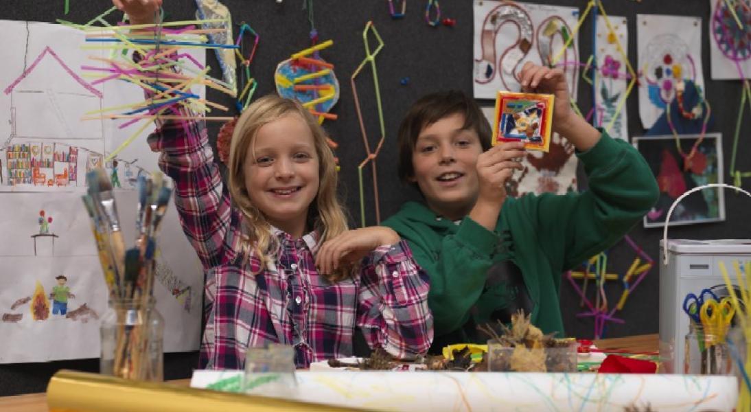 Kinderworkshop im H2