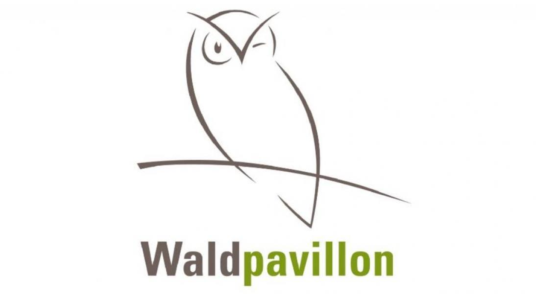 Eulenlogo des Waldpavillons